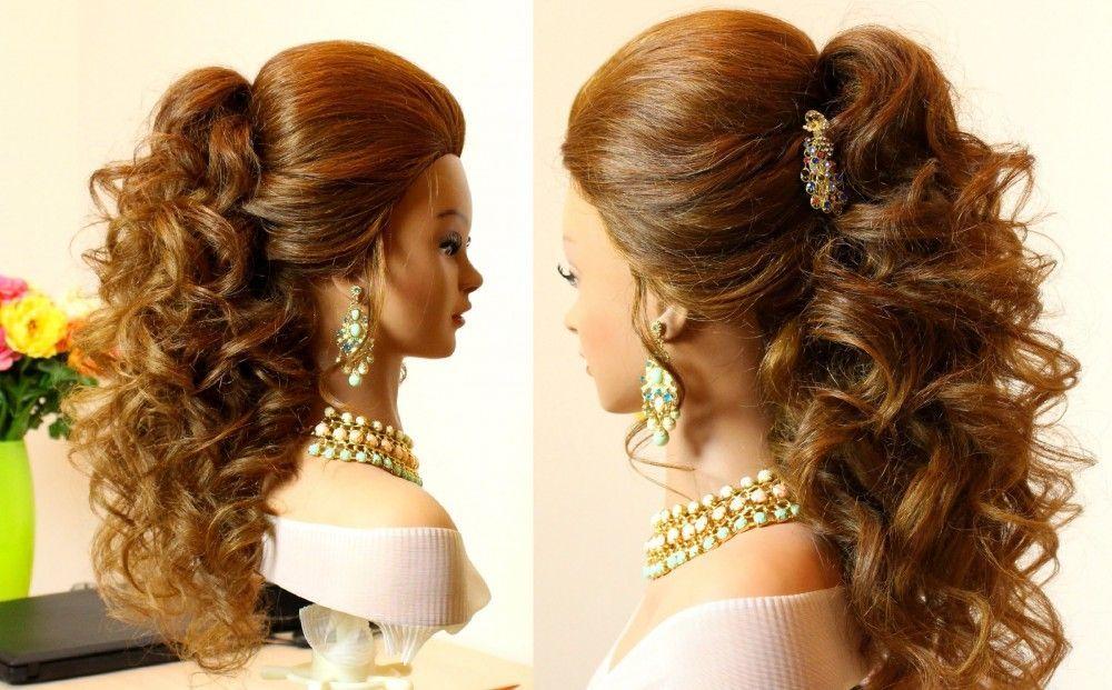 Los mejores peinados de graduación para el cabello rizado:,Por favor visite nuestro sitio web…