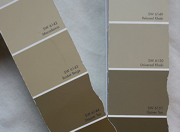 Is Sherwin Williams Portico Paint A Gold Color