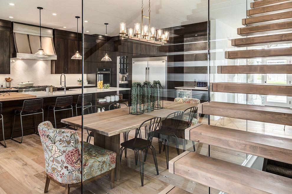 Modern Farmhouse by Trickle Creek Designer Homes Modern