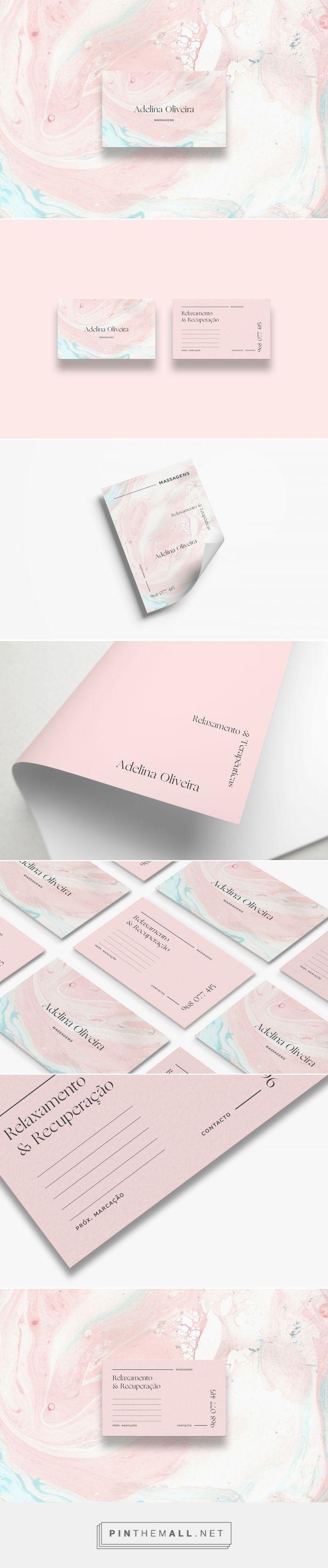 Adelina Oliveira Massage Therapist Branding by Nock Design | Fivestar Branding Agency – Design and Branding Agency & Inspiration Gallery: