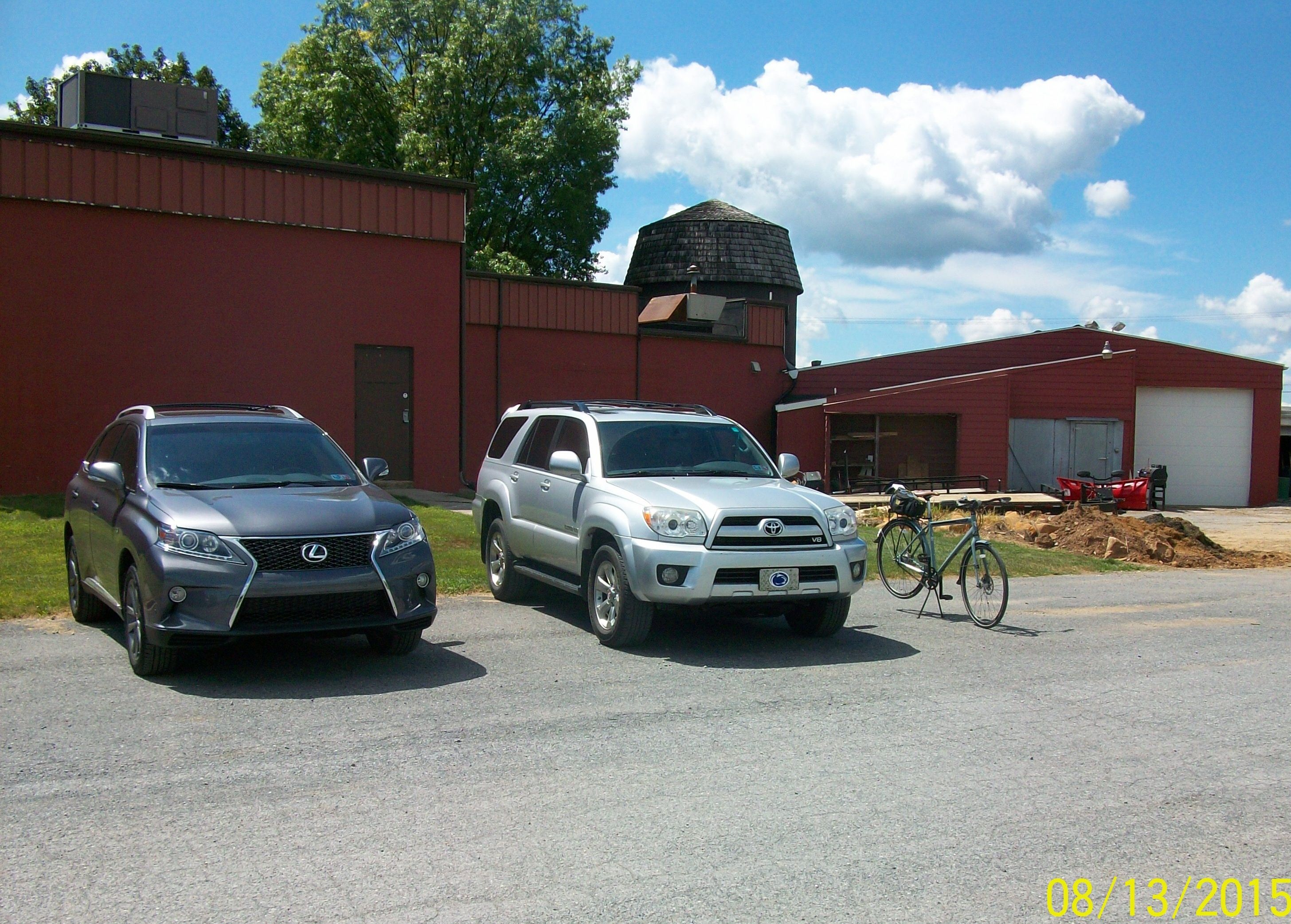Employee parking at Thome Insurance Agency Insurance