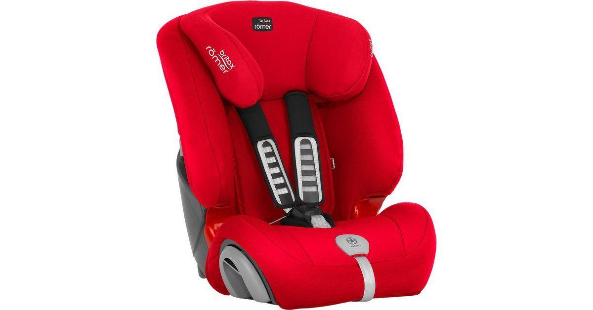 Britax Romer Auto Kindersitz Evolva 1 2 3 Plus Fire Red Online Kaufen Kindersitz Romer Autositz Romer Kindersitz