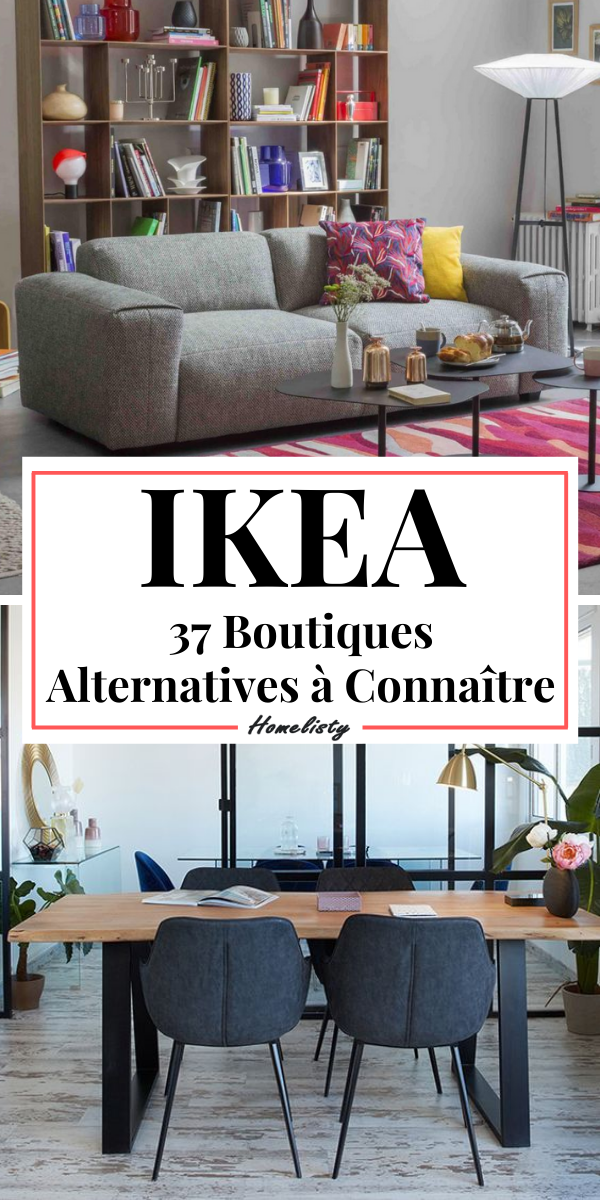 37 Boutiques Alternatives A Ikea Ikea Deco Idees Pour La Maison