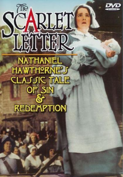 the scarlet letter (1934) classic movie poster. watch the full