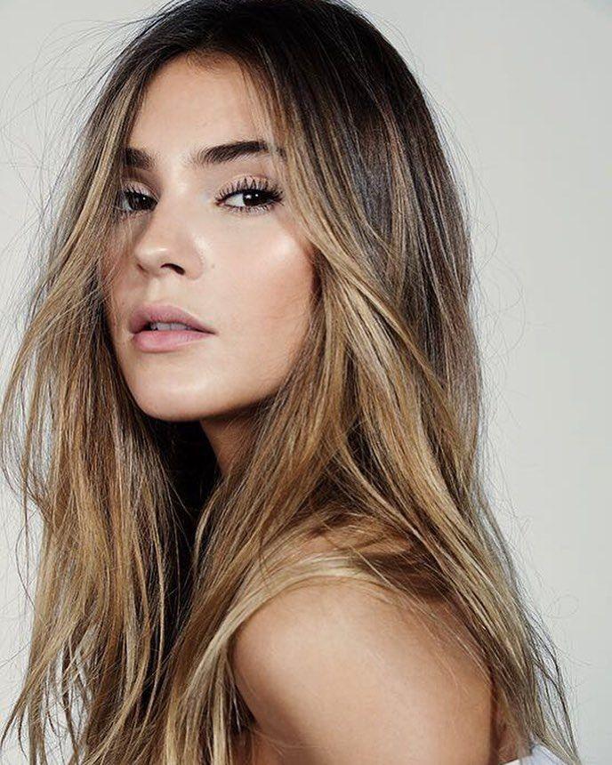 Stefanie Giesinger  Make Up  Cabello Belleza del