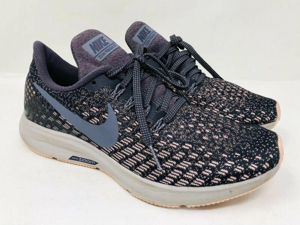 107b8d4613418 Nike Air Zoom Pegasus 35 Womens 942855-006 Gridiron Pink Running ...