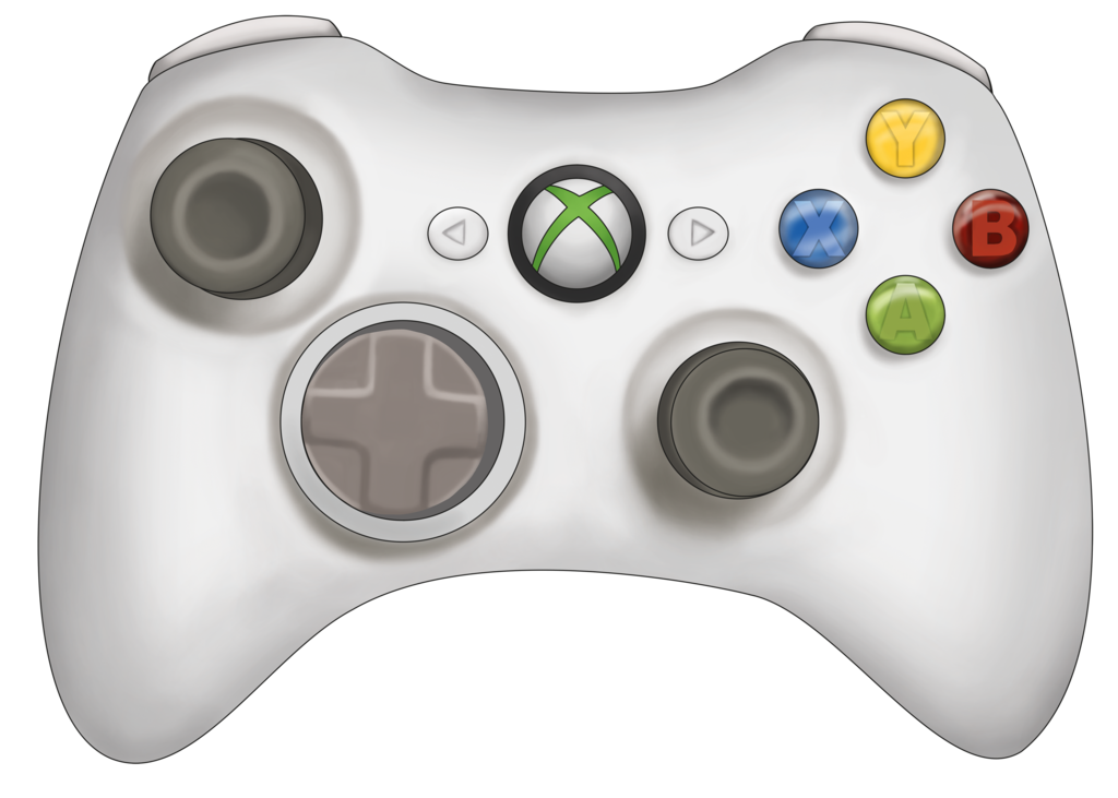 Xbox Controller By Jacklapworth On Deviantart Xbox Party Xbox Birthday Party Xbox Controller
