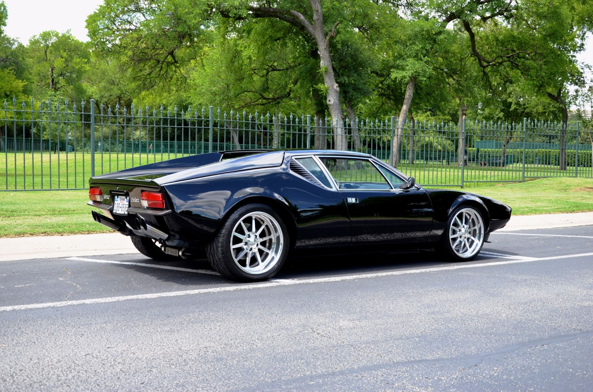 Used 1972 Ford Pantera De Tomaso For Sale Special Pricing Platinum Motorcars Stock 72pan In 2020 Retro Cars Dream Cars Old Fashioned Cars