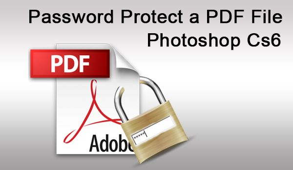 Photoshop Cs6 Tutorial Pdf