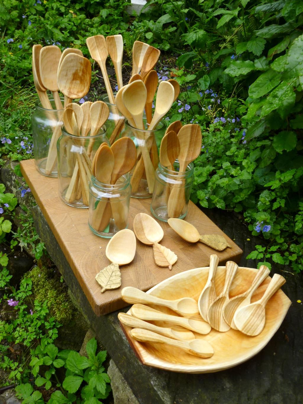 Paul Adamson On Carving Wooden Spoons Wood Carving Carving