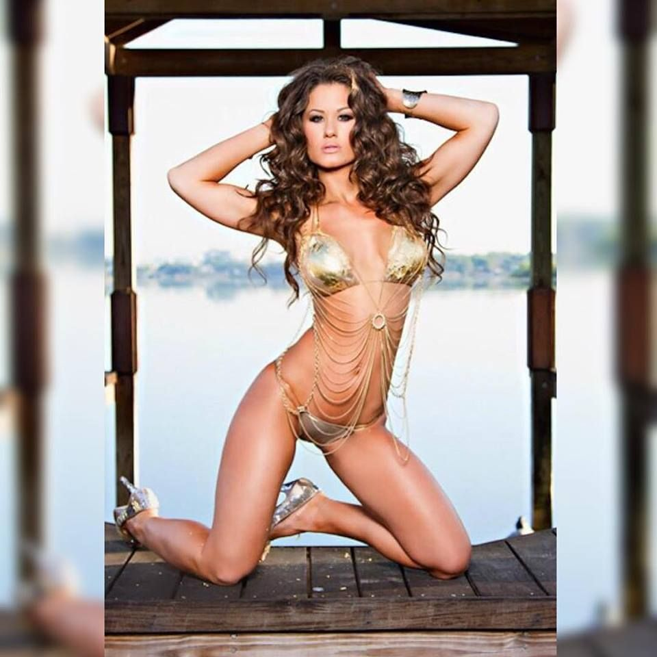 #TNA Brooke Tessmacher