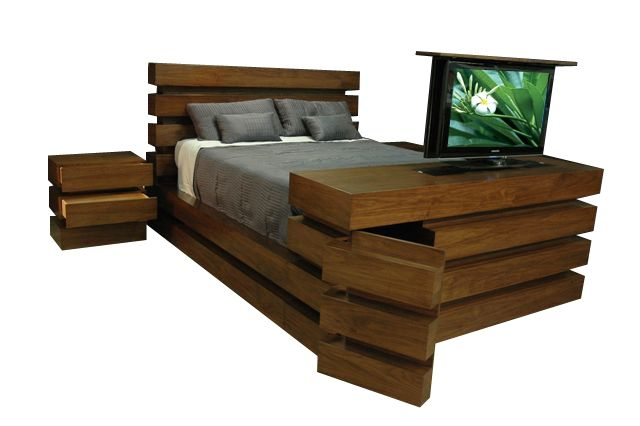 Bed With Tv Lift With Images Tv Lift Bed Tv Beds Bedding Sets