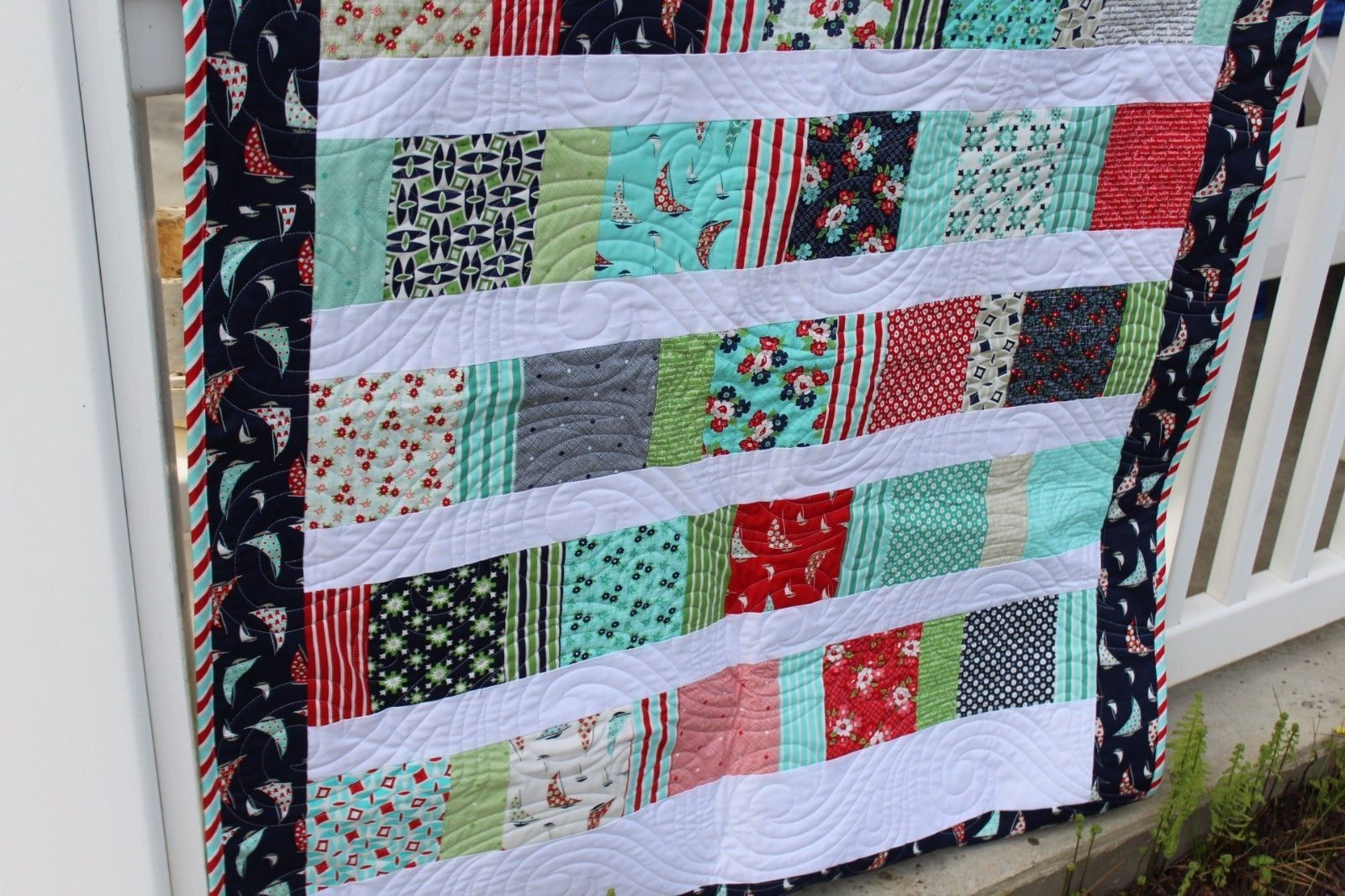 easy quilt quilting that baby stitch quickly size article designs crib patterns up quick