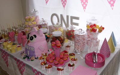 10 tips to organising a party for a one year old Family Party