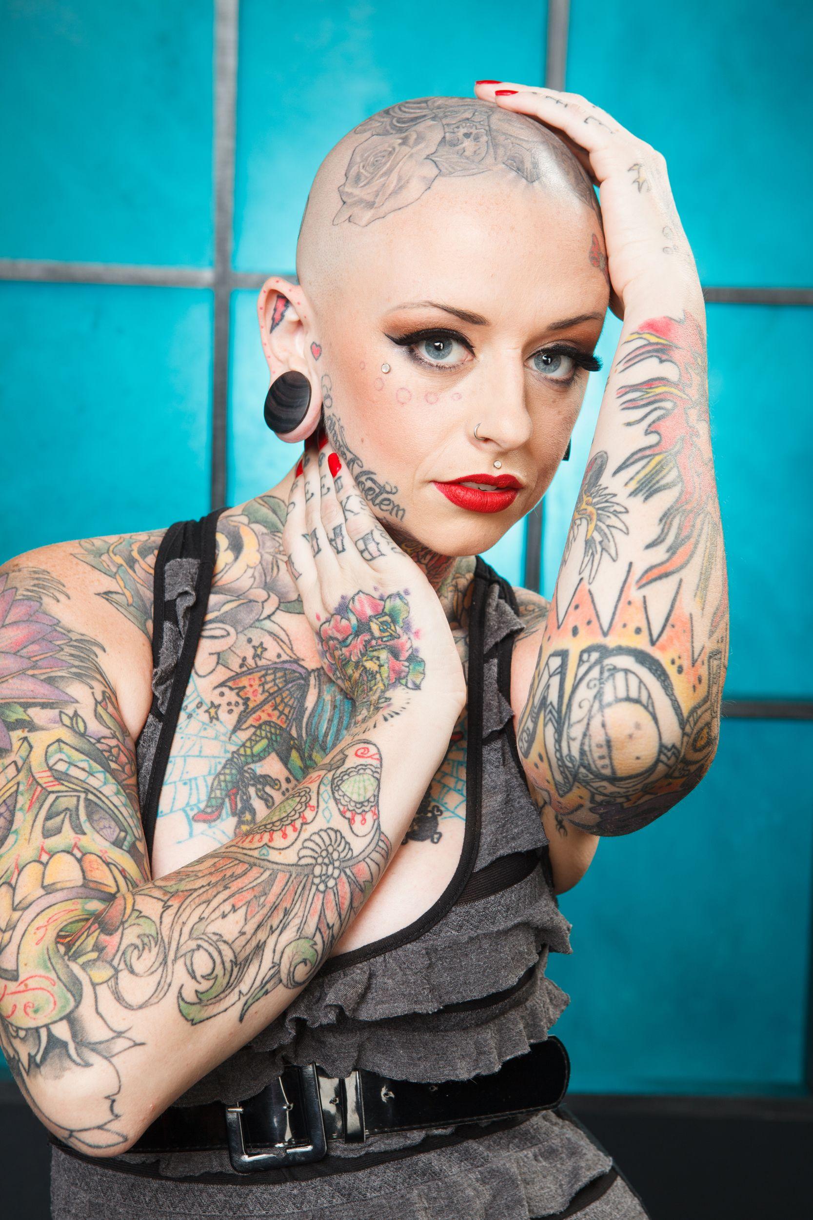 Maddie Ink Master Spike Tv Tattoo Artists