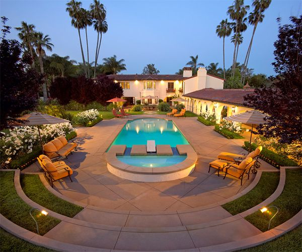 20 Breathtaking Ideas For A Swimming Pool Garden Home Design Lover Swimming Pools Swimming Pool Designs Cool Swimming Pools