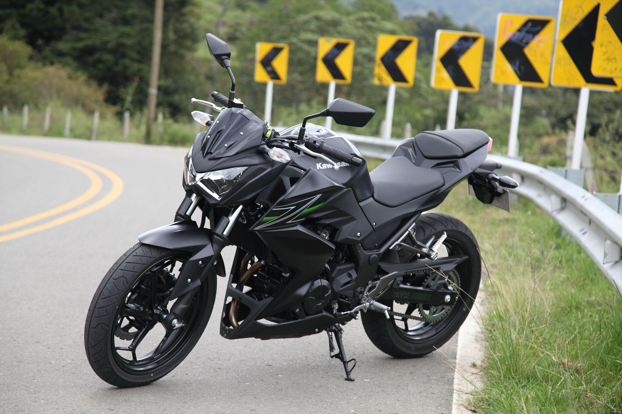 Prueba A Fondo Kawasaki Z250 Kawasaki Ninja Cup Colombia Kawasaki Cool Bikes Moto Car