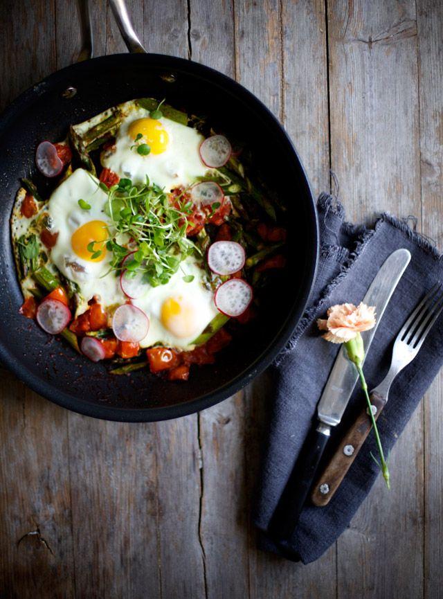 sund morgenmad med æg