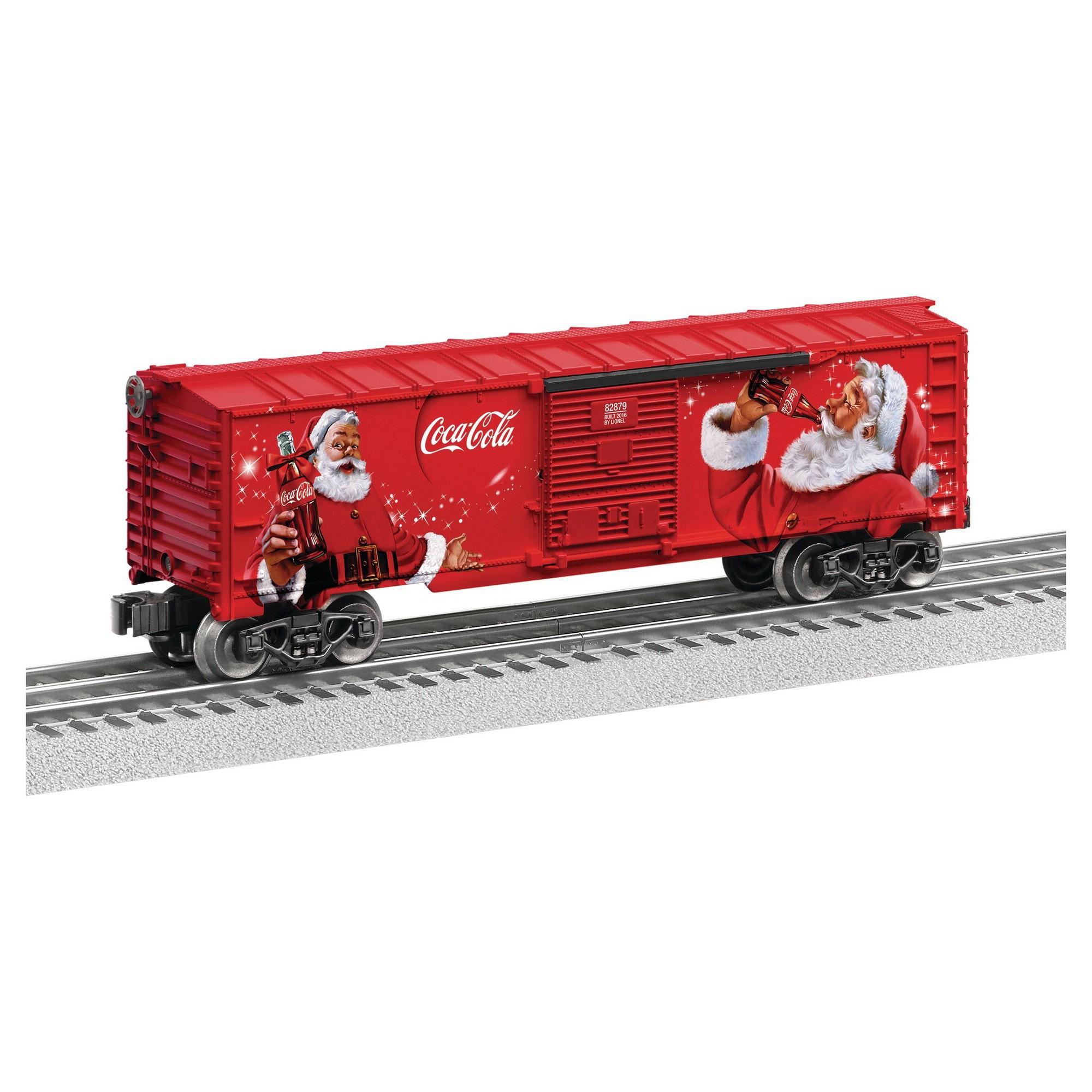 Lionel CocaCola Christmas Boxcar – Lionel Gp20 Wiring Schematics Engine