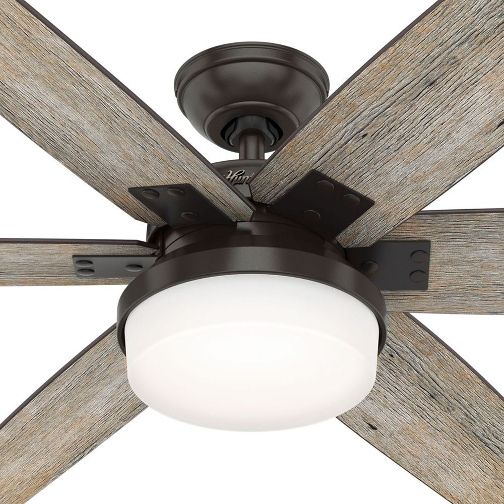 Hunter Kaplan Led 64 Ceiling Fan Ceiling Fan Ceiling Ceiling
