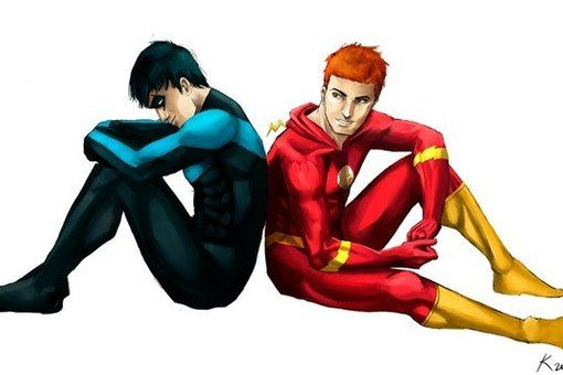 wally west - Google Search KF and nightwing