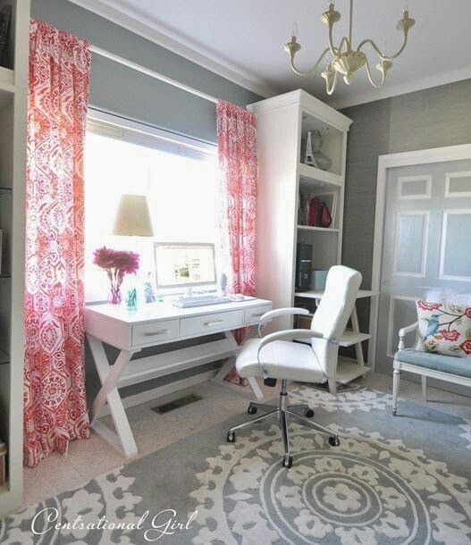 Home office space housing works design on  dime vignette designed by jim fairfax offic also mini projet maison pinterest bedrooms and room rh