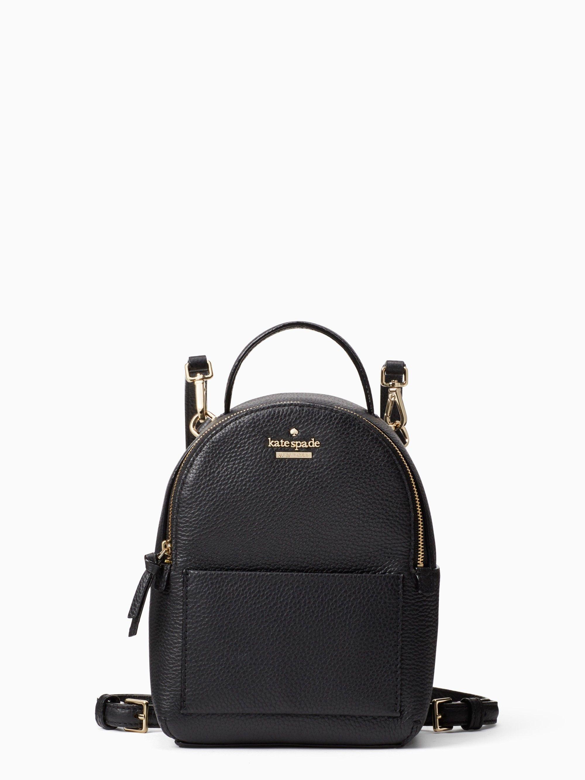 670e1e64d3648 KATE SPADE jackson street merry.  katespade  bags  leather  lining   backpacks