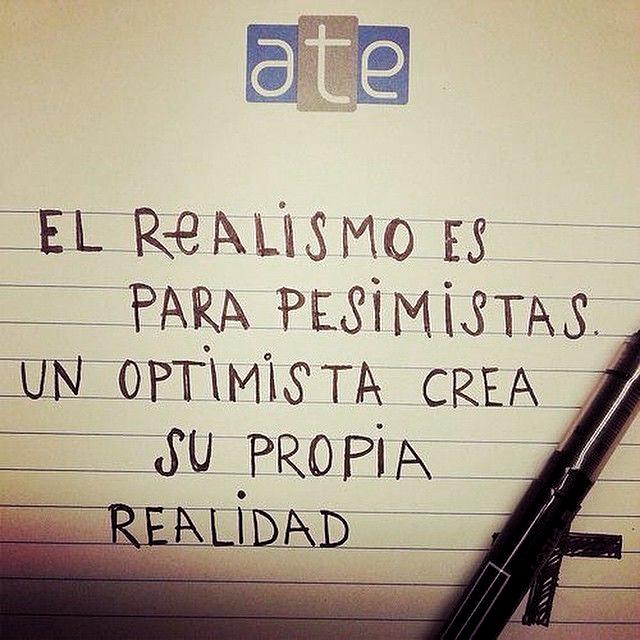 #realismo #realidad #realista #pesimismo #pesimista #peor #optimismo #optimista #positivo #vida #felicidad