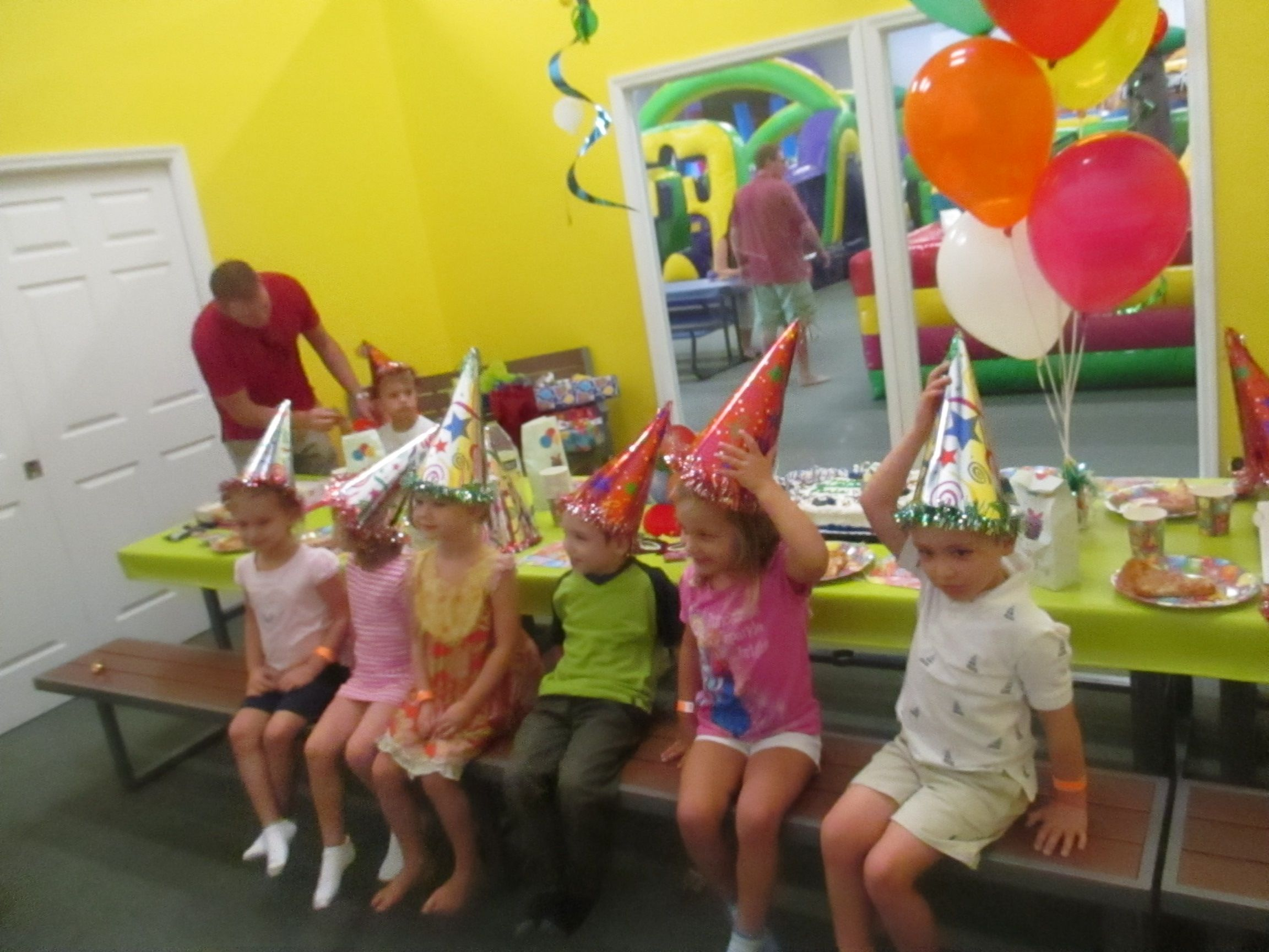 Faris`s party was so Fun!!
