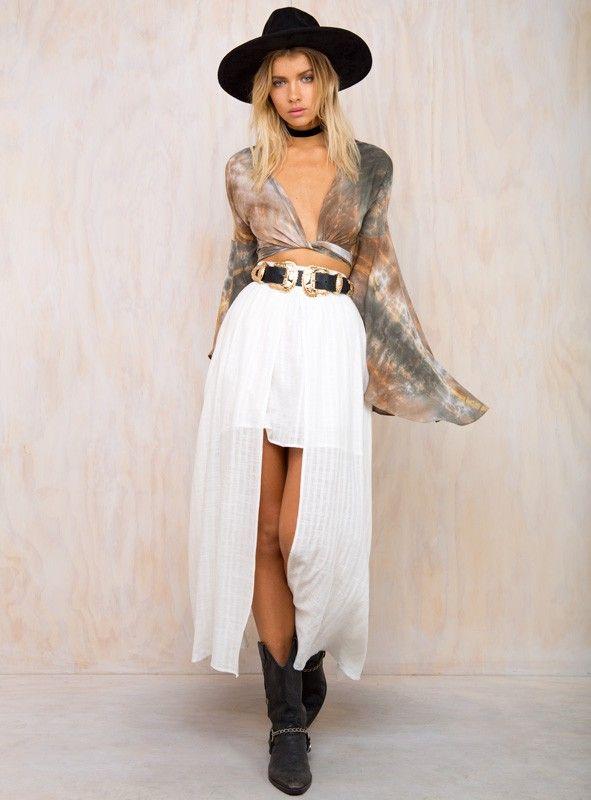 Somedays Lovin Down The Line Midi Skirt
