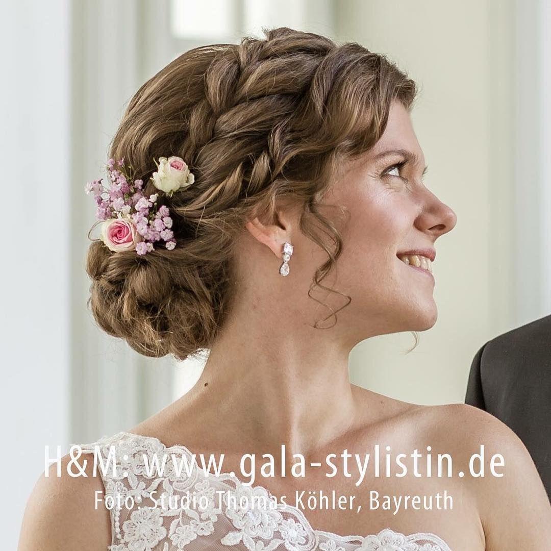 Instagram  Frisur hochzeit, Hochzeitsfrisuren, Brautfrisur