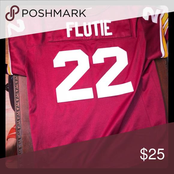 best sneakers 37b08 0b106 Doug Flutie Boston college football jersey Stitched Boston ...