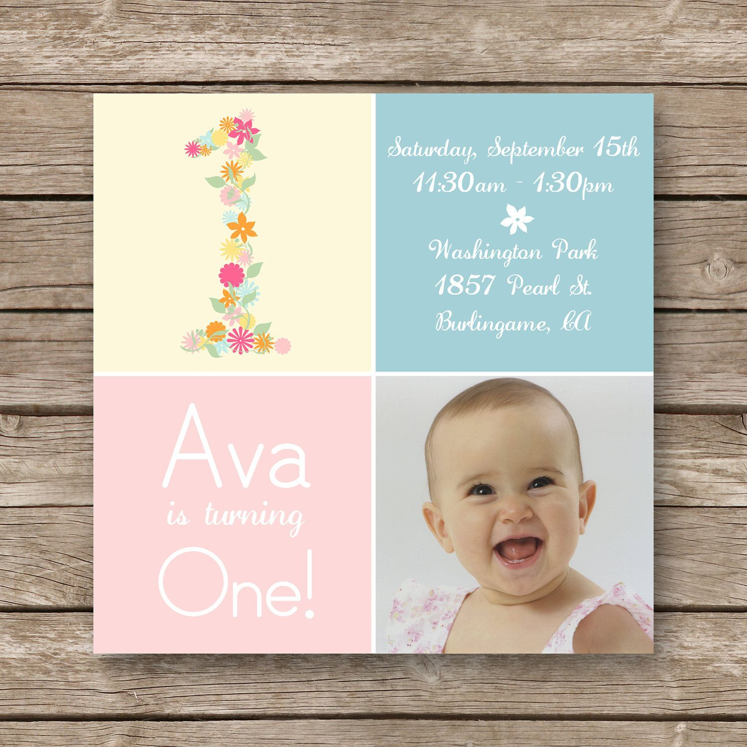17 Best images about Invites on Pinterest | Birthday party ...