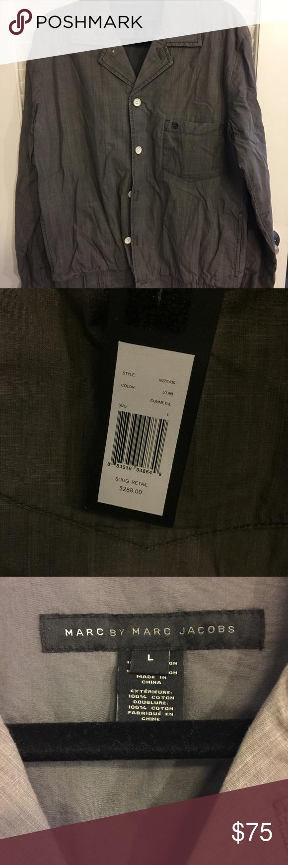 Marc Jacobs Jacket Marc by Marc Jacobs Jacket - NWT Marc by Marc Jacobs Jackets & Coats Lightweight & Shirt Jackets