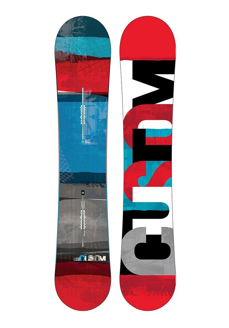 9dc29316eaff Burton Snowboard - I WANT. It s BMW M colors too.