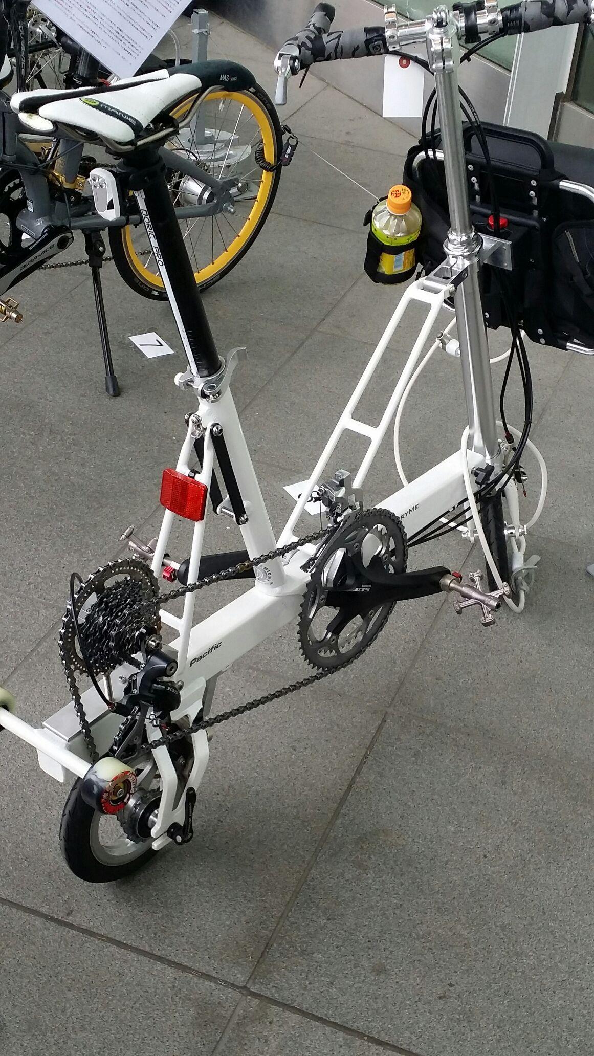 キャリーミー 自転車 折りたたみ自転車 自転車 バイク