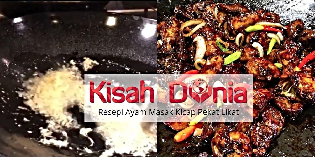 resepi ayam kicap viral quotes Resepi Nasi Goreng Paprik Paling Sedap Enak dan Mudah