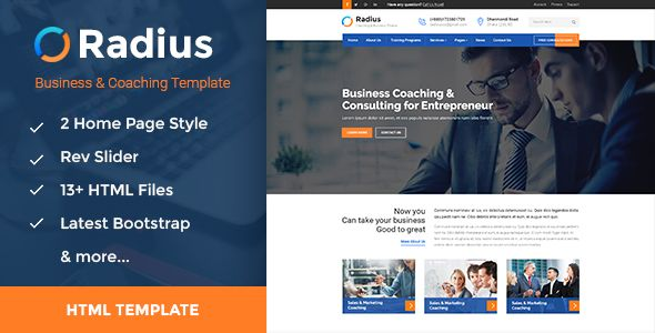 Radius training coaching consulting business html template coaching consulting business html template httpsthemekeeperitemsite templates radius training coaching consulting business html template wajeb Images
