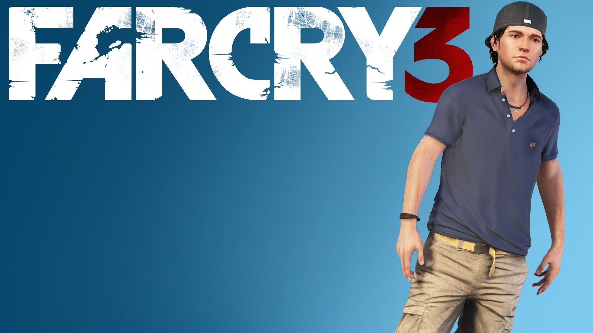 Talbot Gill - computer wallpaper for Far Cry 3 - 1920x1080 px
