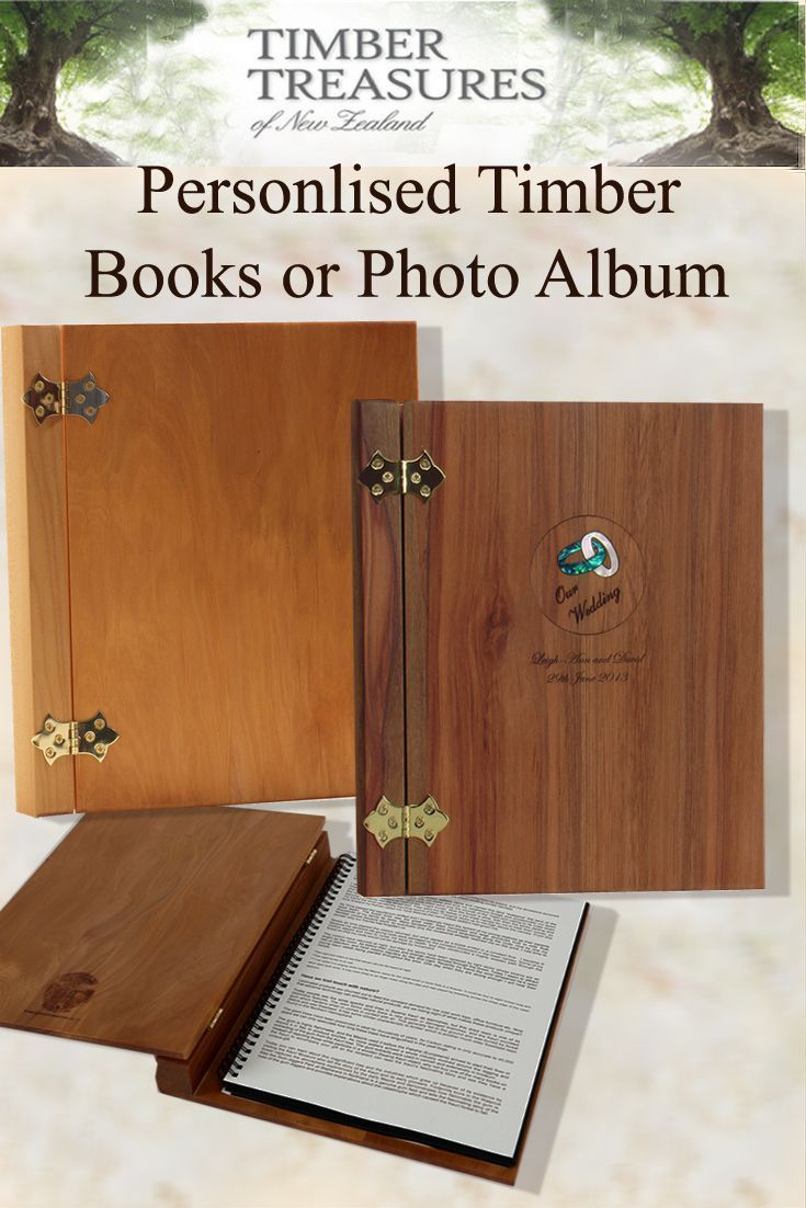 Perfect For Photo Booth See Our Unique Wooden Wedding Guest Books