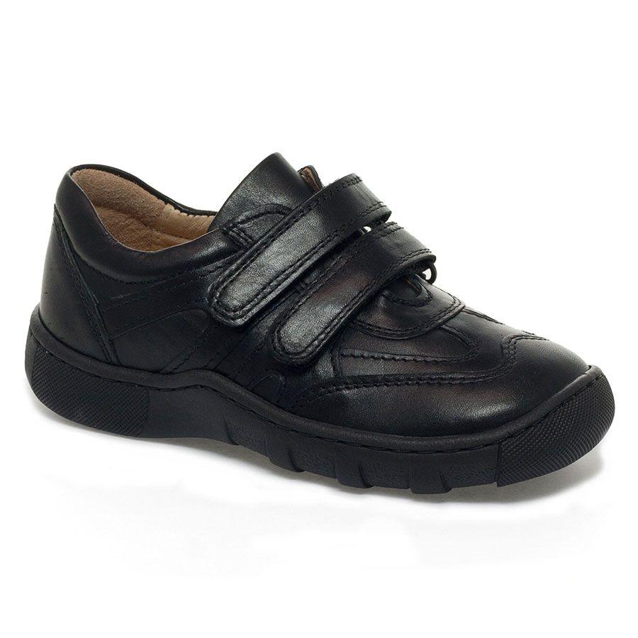 Victor boys' hard wearing school shoes