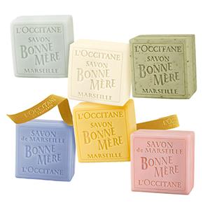 Bonne Mère Soap Gift Set from L'Occitane