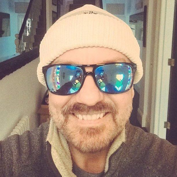 bce5686da7 Ricky Gervais  favourite shades are the  revo Holsby model with Blue Water  lenses! Available at  SelectSpecs.