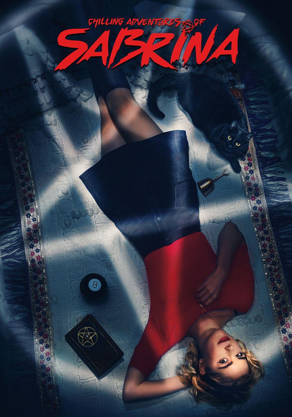 Image result for «Леденящие душу приключения Сабрины», Chilling Adventures of Sabrina