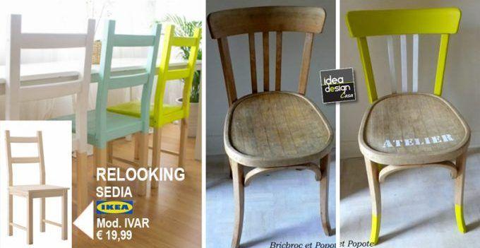 Dare un nuovo look ad una sedia! Ecco 20 esempi a cui ispirarsi - Moderniser Un Meuble Ancien