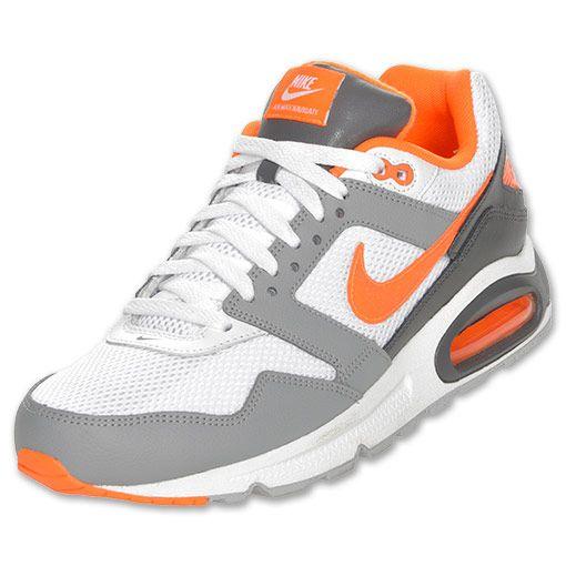 d150b36bad8 ... where to buy air max navigate white dark grey wolf grey orange 20d63  9d67b