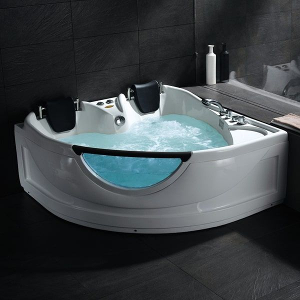 Whirlpool Bathtub | Overstock.com Shopping - The Best Deals on ...