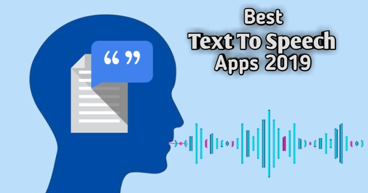 Education 5 Best Offline Text To Speech Tts Apps For Android
