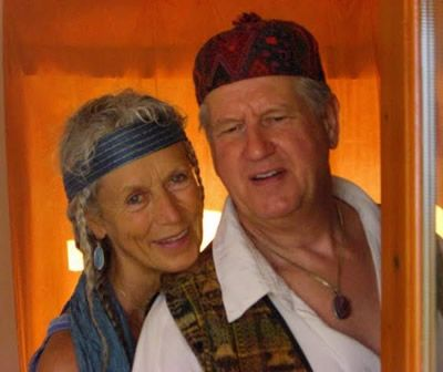 Angela Farmer and Victor Van Kooten developed and teach a style of yoga focused on the inherent wisdom of our bodies.  I love that they emphasize personal investigation rather than pure asana achievement.