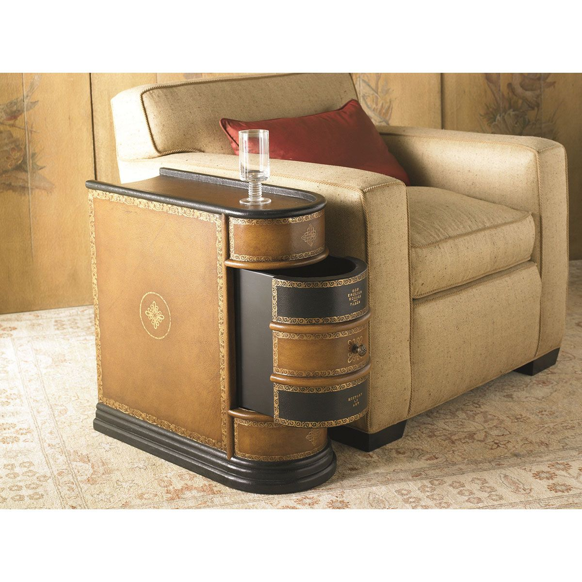 Best Cth Sherrill Occasional Book End Table 978 960 End 400 x 300